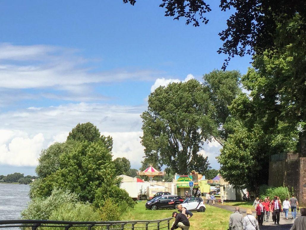 Schützenplatz Kaiserswerth